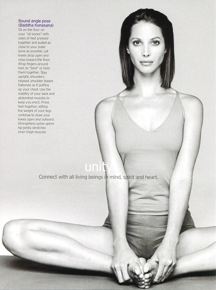 A Christy Turlington Gallery What S New