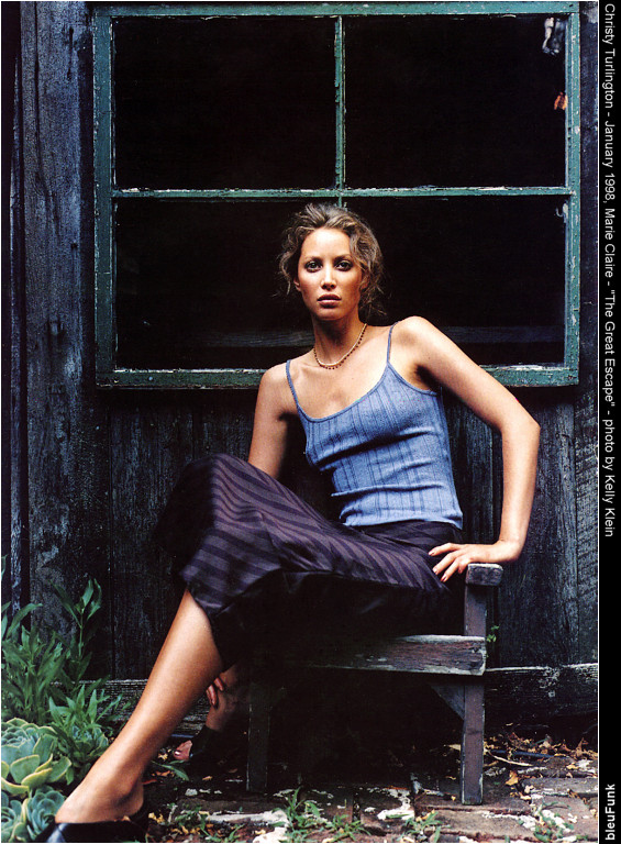 A Christy Turlington Gallery 1997 A